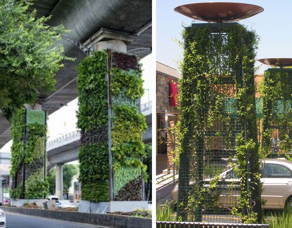 Vertical-Garden-Ideas-pillared-garden
